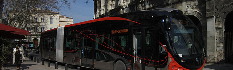 Résidence étudiante Le Grizot : les transports de Nîmes