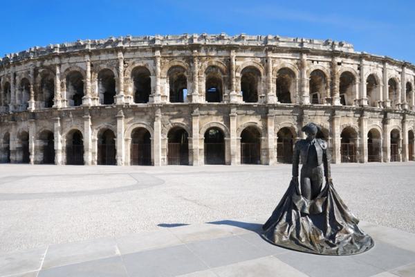 Nîmes, citée du sud historique et festive