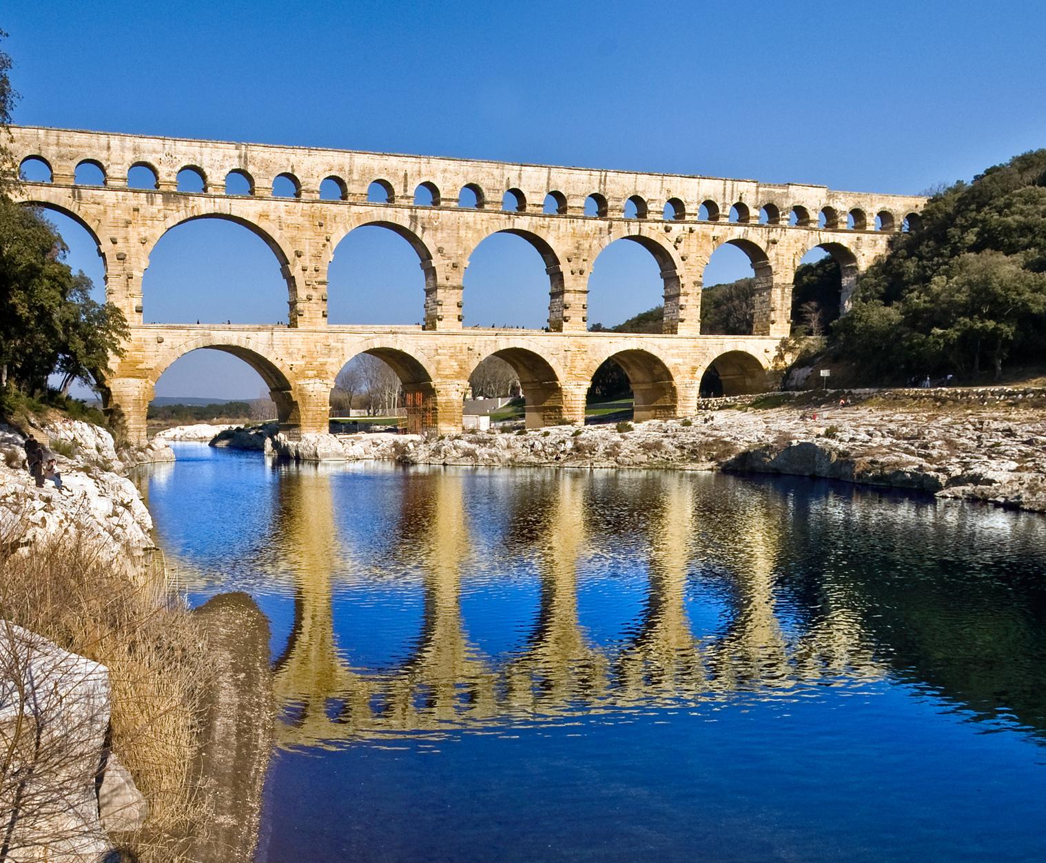 Pont du Gard - Visite près de Nîmes - Résidence Grizot